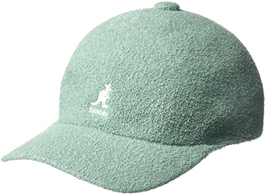 acb2640294e6ca Kangol Men's Bermuda Spacecap Baseball Cap at Amazon Men's Clothing store:
