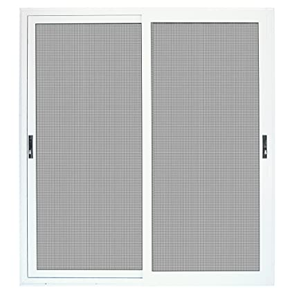 Titan 72x80 Meshtec Ultimate Security Sliding Patio Screen Door