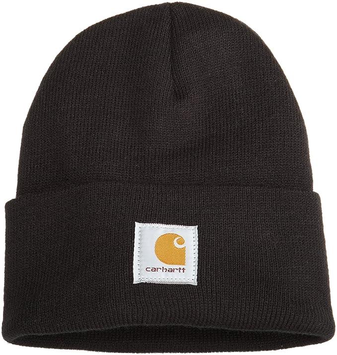 2b46e99fabb6e Carhartt Men s Acrylic Watch Hat A18