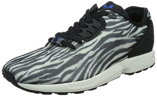 Adidas ZX Flux Decon - Zapatillas para Hombre, Color Schwarz, Talla 36