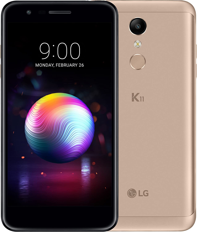 LG LMX410 - Smartphone de 5.3