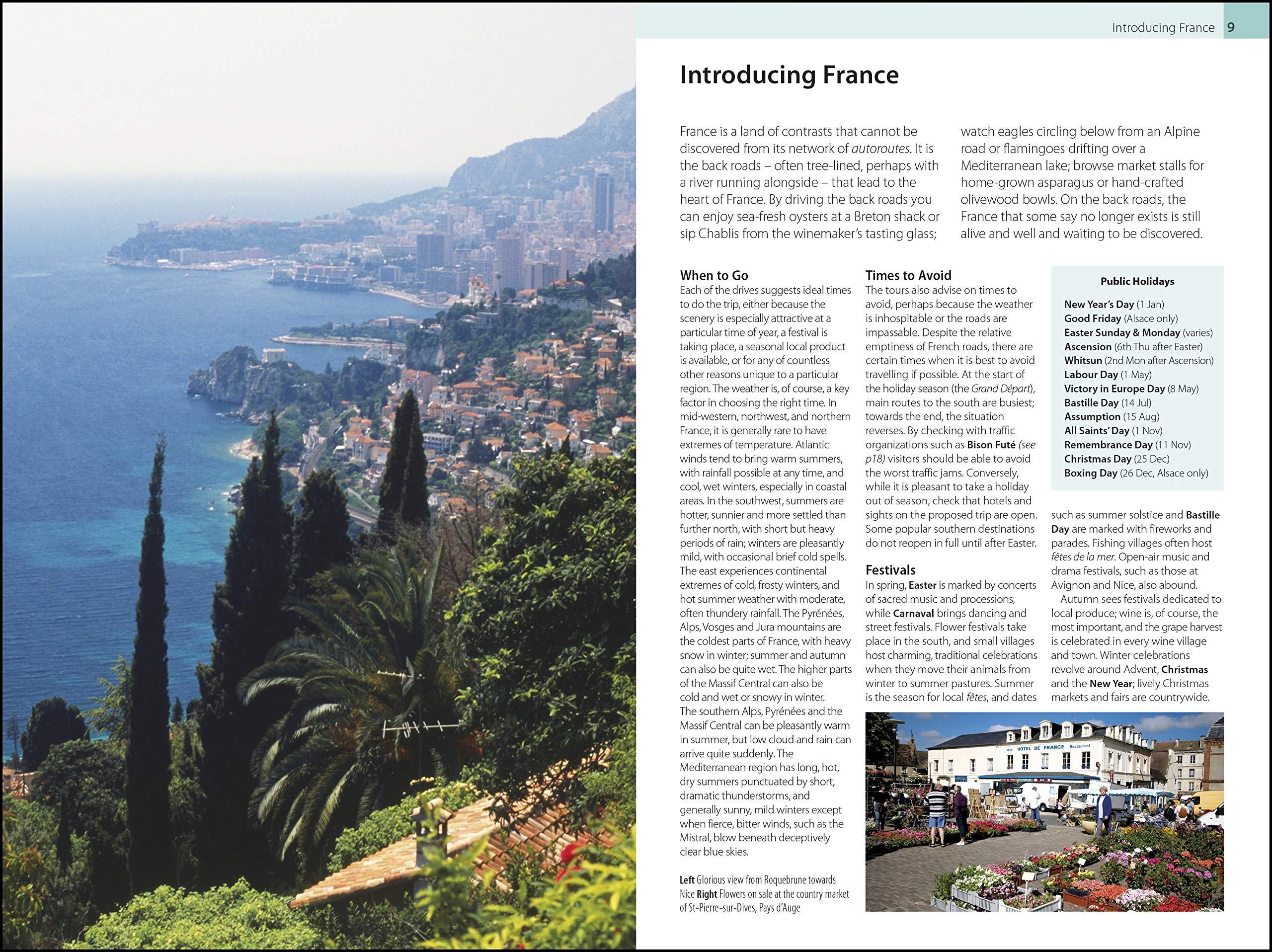 France Back Roads DK Eyewitness Travel Guide Idioma Inglés: Amazon.es: Vv.Aa, Vv.Aa: Libros en idiomas extranjeros