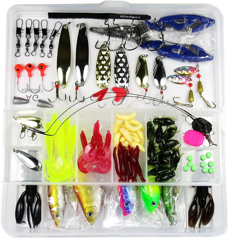 5pcs//Box Crankbait 6cm//6.7g Minnow Fishing Lures Hook Tackle Hard Bait Wobbler