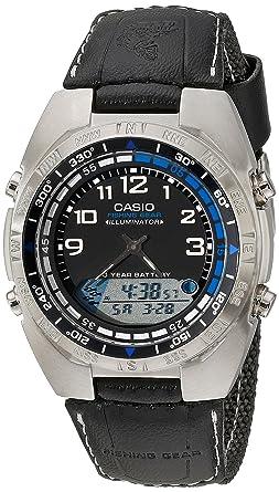 Amazon.com: Casio AMW700B-1AV reloj analógico y ...