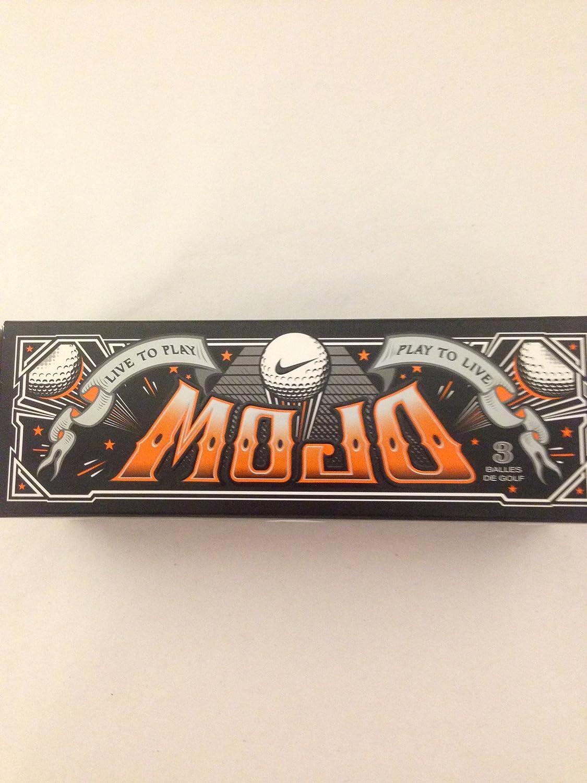 Nike Mojoゴルフ3-balls # 2 B00FN562H2