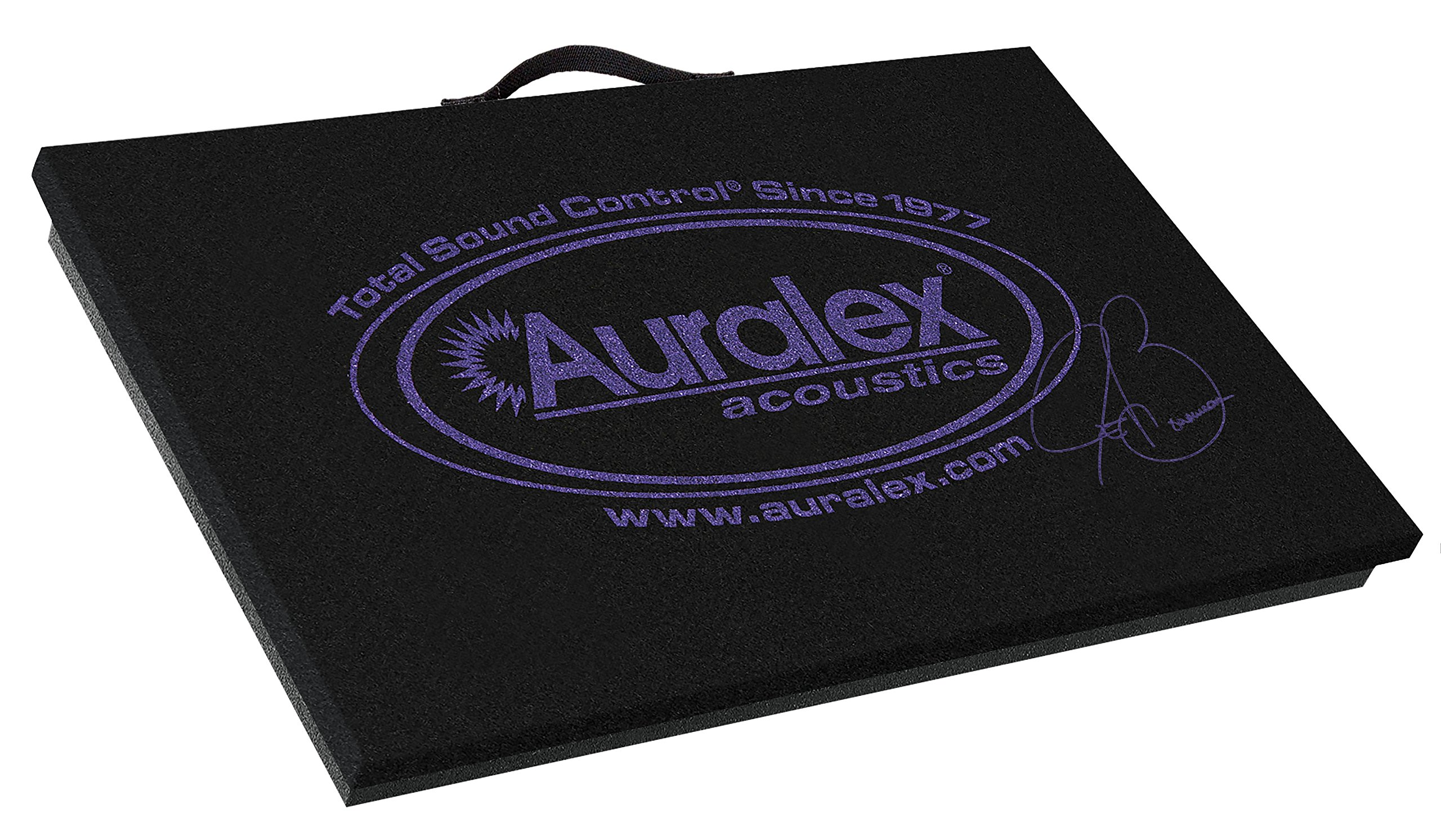 Auralex Acoustics GreatGRAMMA v2 Isolation Platform for Amplifiers, 1.75'' x 19'' x 30''
