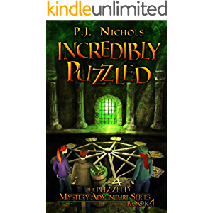 Incredibly Puzzled (The Puzzled Mystery Adventure Series Book 4)