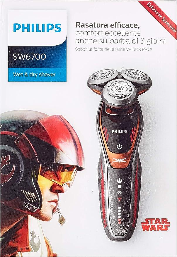 Philips Star Wars SW6700/14 Serie 5000 afeitadora eléctrica Wet ...