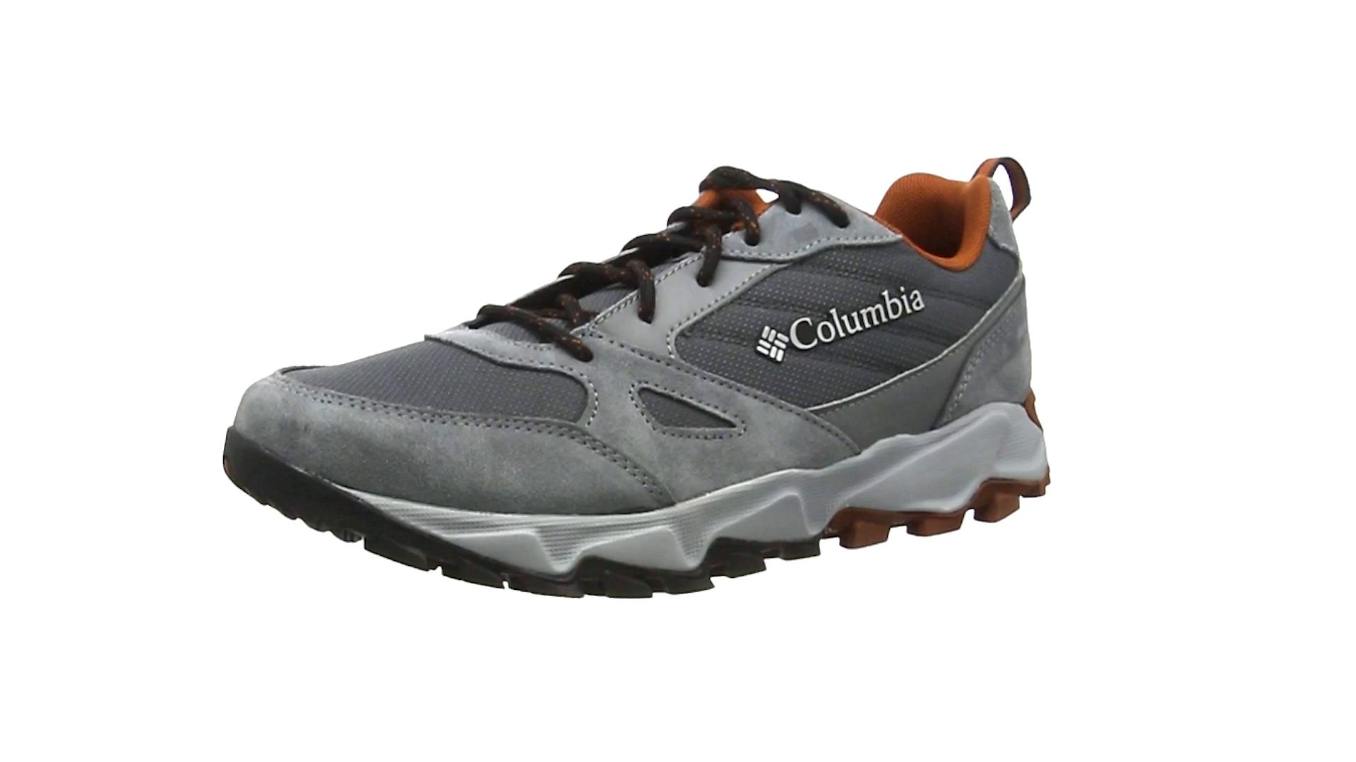 Columbia Ivo Trail, Zapatillas para Hombre: Amazon.es: Zapatos y ...