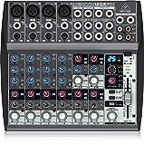 BEHRINGER, 12 XENYX 1202FX, 3-pin XLR, Black