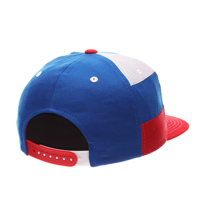 verstellbar /Flat Bill One Size BASEBALL HAT Zephyr Land Flagge Fu/ßball Sieg Snapback Cap/