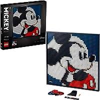 LEGO® Art ǀ Disney's Mickey Mouse 31202 Building Kit