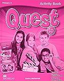 Quest Primary 5 (Activity Book, Grammar Builder, CD-ROM - Interactive Activities) (Tiger) - 9780230478718