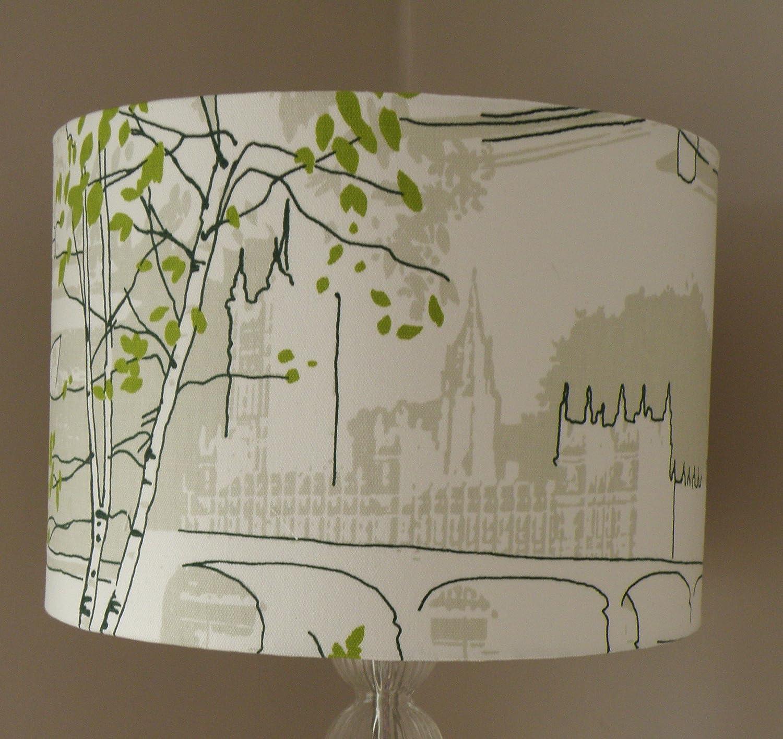 Brompton Road Fabric Lampshade 20cm, 30cm or 40cm