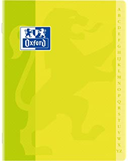 Oxford 100102669 - Agenda directorio con espiral, 17 x 22 cm ...