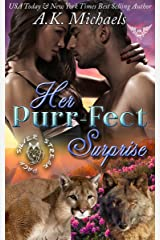 Her Purr-fect Surprise: Paranormal Dating Agency (Silver Streak Wolf Pack Book 1) Kindle Edition