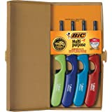 Bic Multipurpose Lighters, 4 Pack
