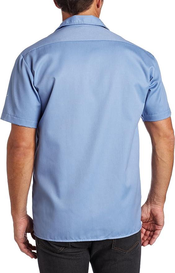 Dickies Short Sleeve Work, Camiseta con Manga Corta Para Hombre ...