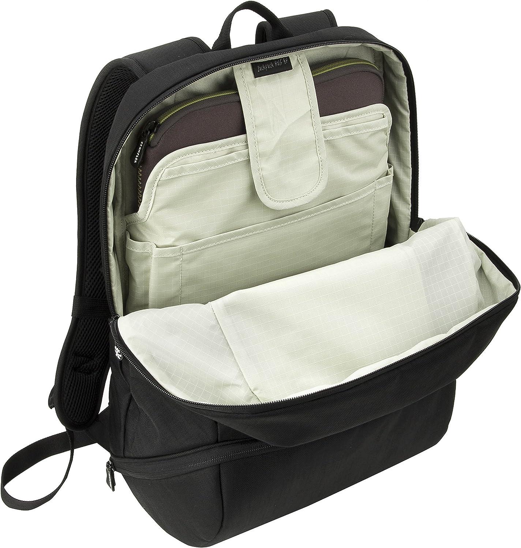 Cabra productos quimicos catalogar  Amazon.com: Crumpler Jackpack Half Photo Backpack - Black/Grey: Camera &  Photo