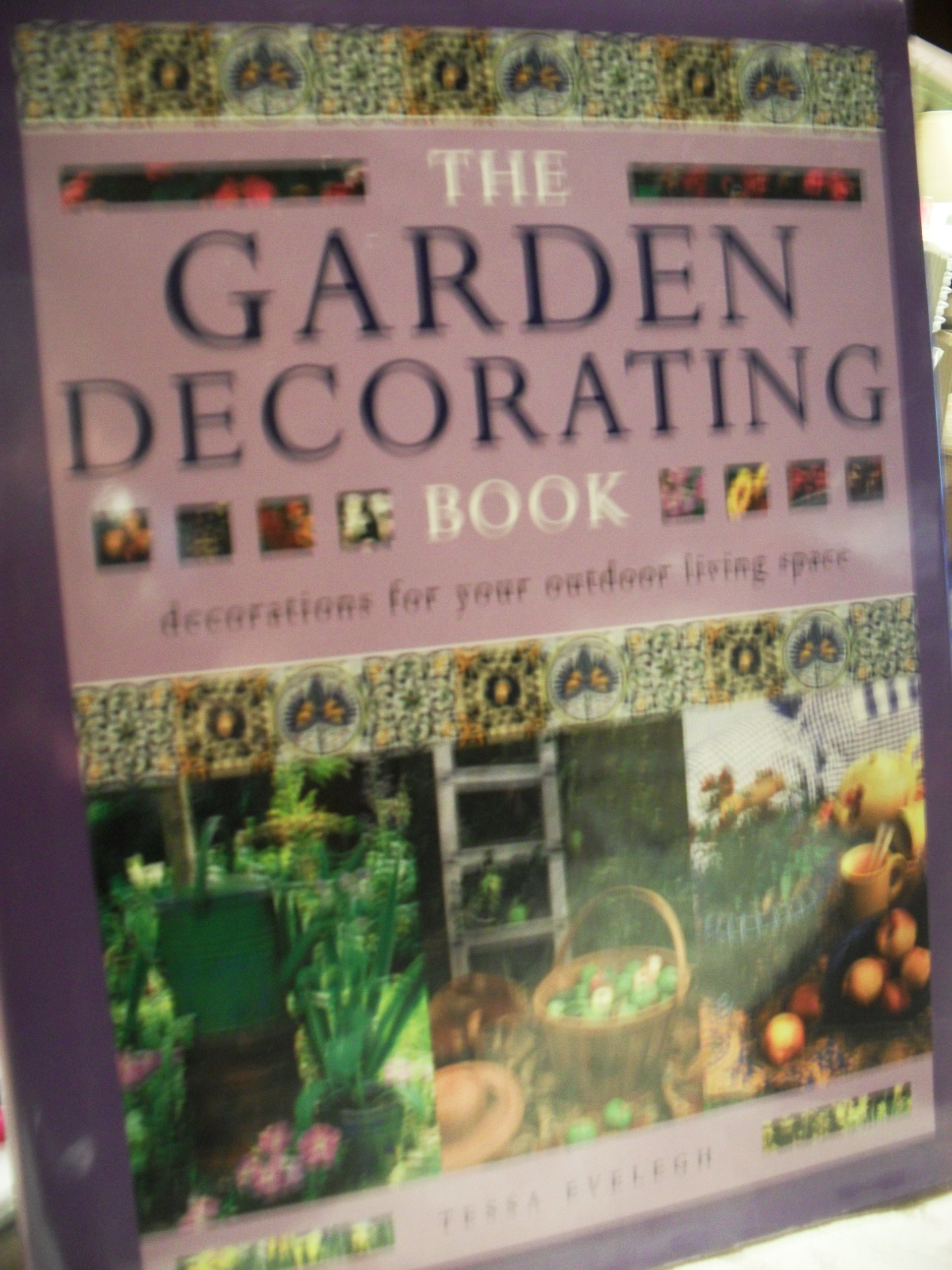 Read Online The Gardening Decorating Book PDF