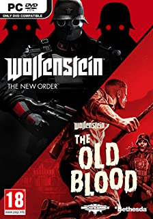 Wolfenstein 2: The New Colossus (PC DVD): Amazon co uk: PC