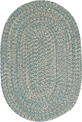 Tremont Area Rug, 5 by 8-Feet, Teal