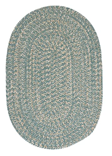 Tremont Area Rug, 2 by 4-Feet, Teal