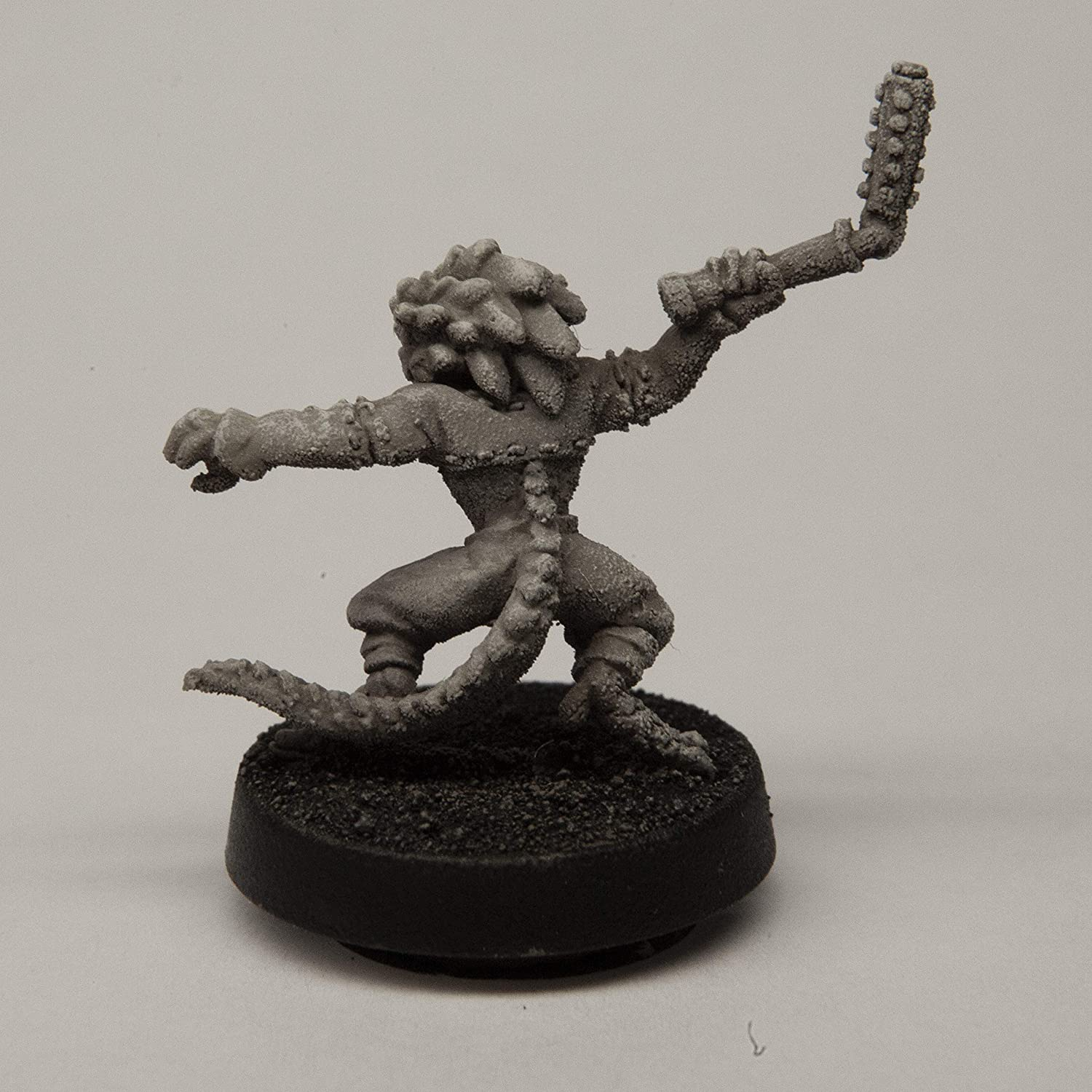 Made in US Stonehaven Miniatures for 28mm Scale Table Top War Games Stonehaven Male Kobold Monk Miniature Figure
