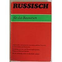 Russisch für das Bauwesen