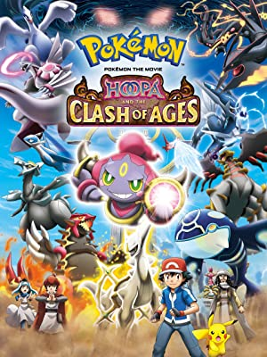 Amazon Com Watch Pokemon The Movie Hoopa And The Clash Of Ages
