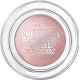 Maybelline New York Eyestudio ColorTattoo Metal 24HR Cream Gel Eye Shadow, Inked in Pink, 0.14 oz.