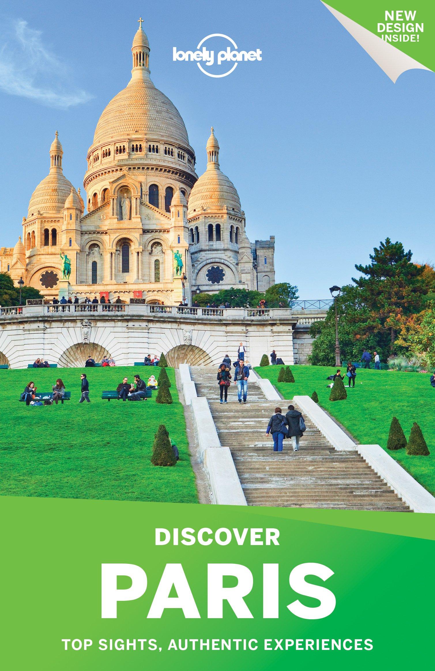 Lonely Planet Discover Paris Travel