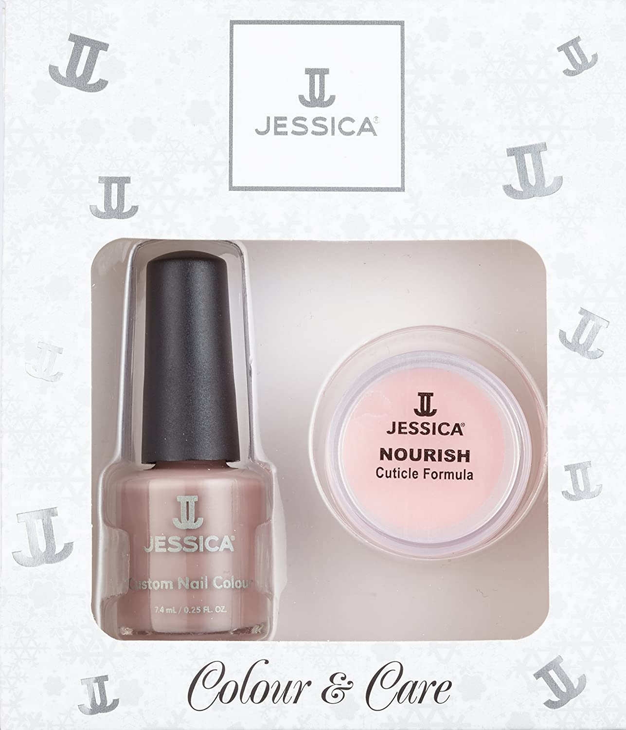 JESSICA Colour and Care Gift Set, Intrigue: Amazon.co.uk: Luxury Beauty
