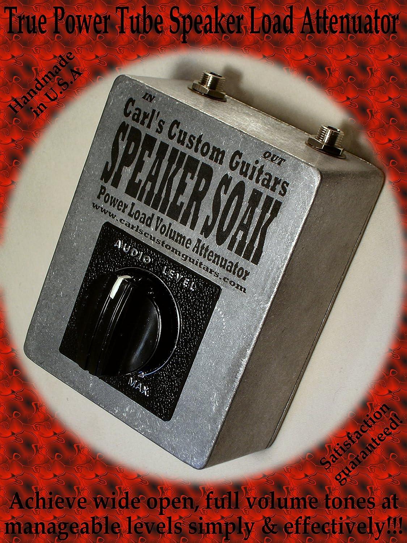 8 Ohm Speaker Soak Guitar Amp Power Tube Mass/brake Attenuator for Fender Hot Rod Deluxe Carl' s Custom Guitars