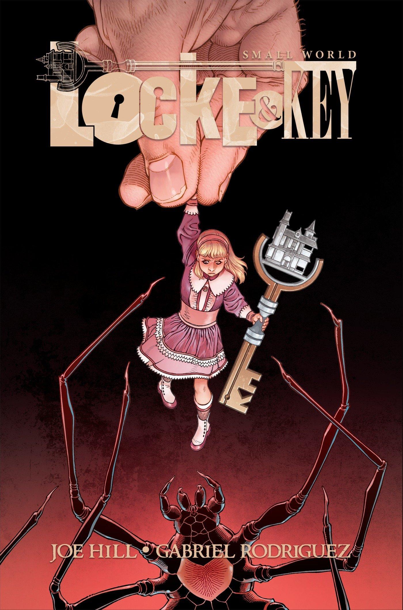 Resenha: Locke&Key -