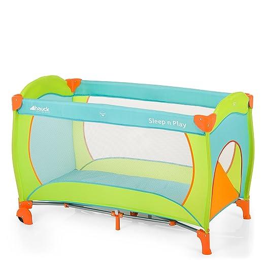 138 opinioni per Hauck 600719 Sleep'n Play Go Plus Lettino da Campeggio Pieghevole, Multicolore