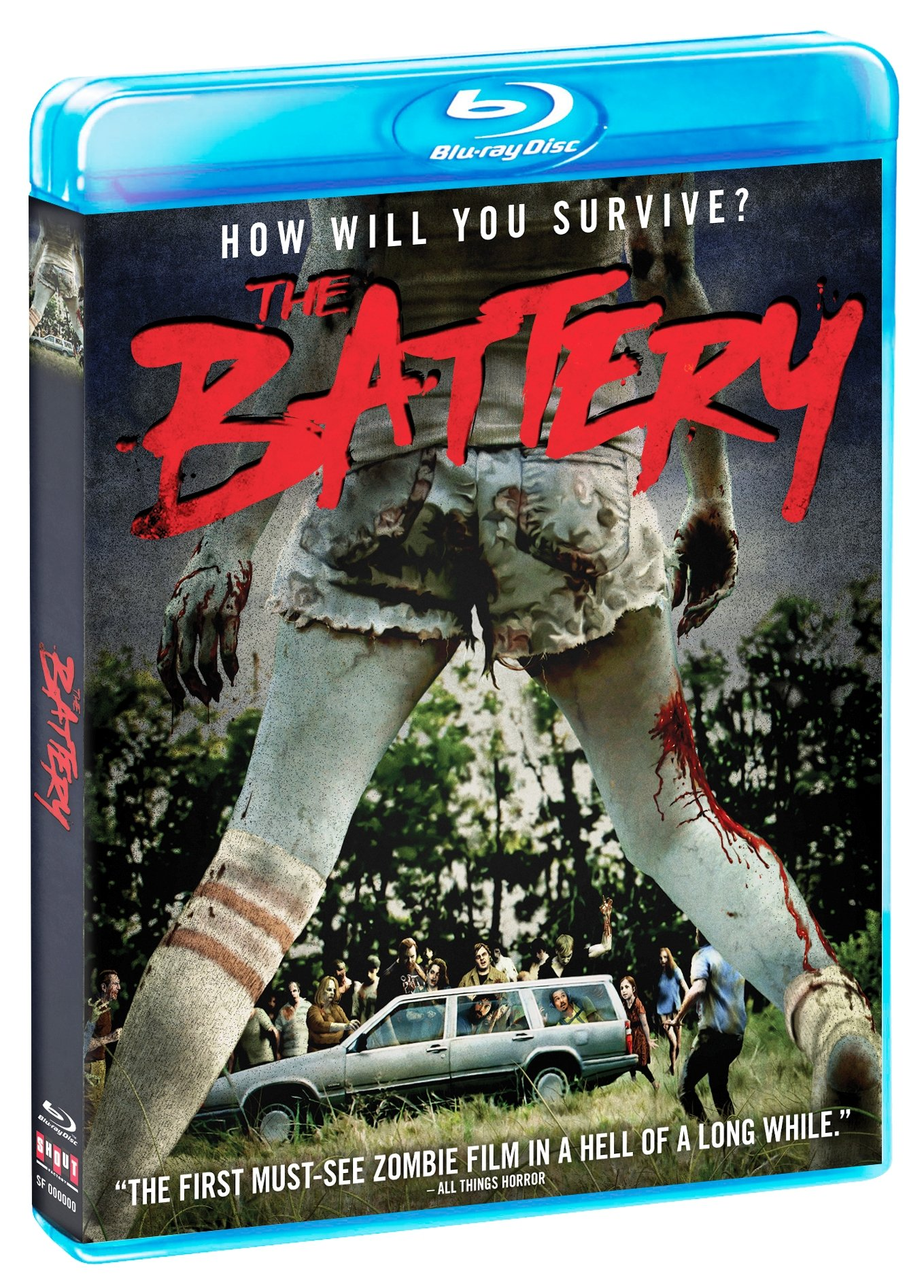 Blu-ray : The Battery (Subtitled, Widescreen)