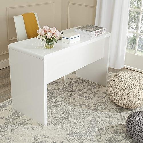 Safavieh Home Collection Kaplan White Desk