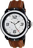 Fastrack Analog Silver Dial Men's Watch-NK38017PL02