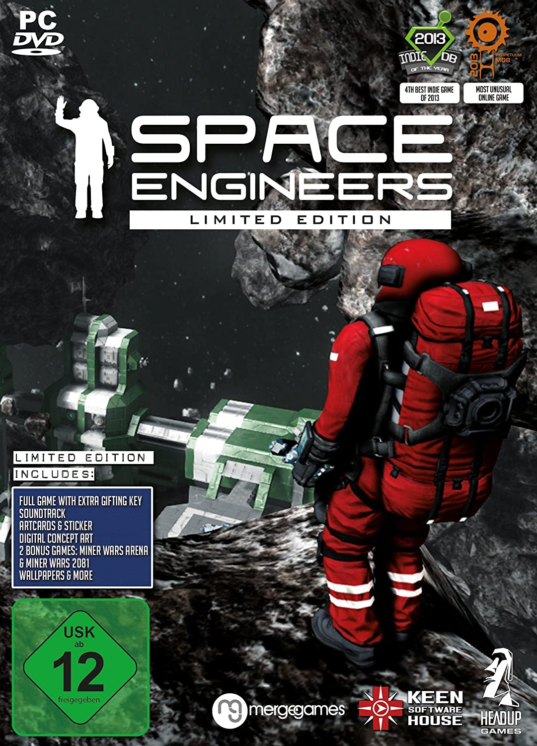 Space Engineers - Limited Edition: Amazon.de: Games
