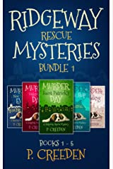 Ridgeway Rescue Mysteries Short Story Bundle 1: Books 1 - 5 Kindle Edition