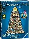 Ravensburger Colin Thompson Shaped Lighthouse 955pc Jigsaw Puzzle