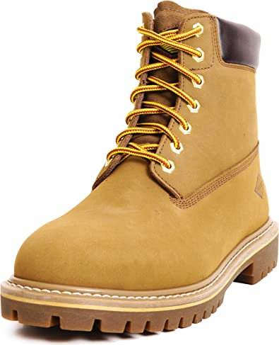 6 Inch Non Slip Soft Toe Work Boots for
