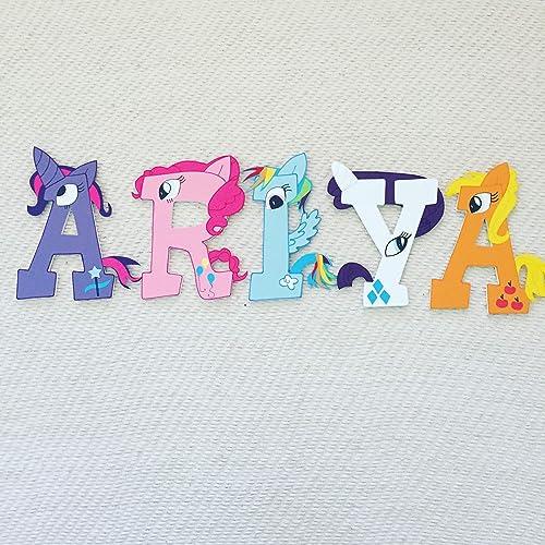 Amazon Com My Little Pony Nursery Baby Shower Birthday Party