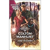 Colton Manhunt (The Coltons of Mustang Valley Book 6)