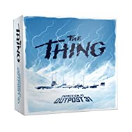 USAopoly the Thing Infection AT Outpost 31 Strategy Game
