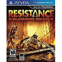 Resistance Burning Skies psvita