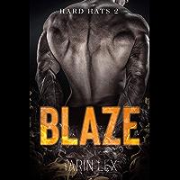 Blaze: Firefighter Insta Love (Hard Hats Book 2) (English Edition)