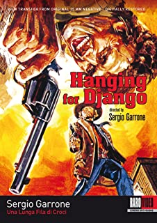 Book Cover: Hanging For Django