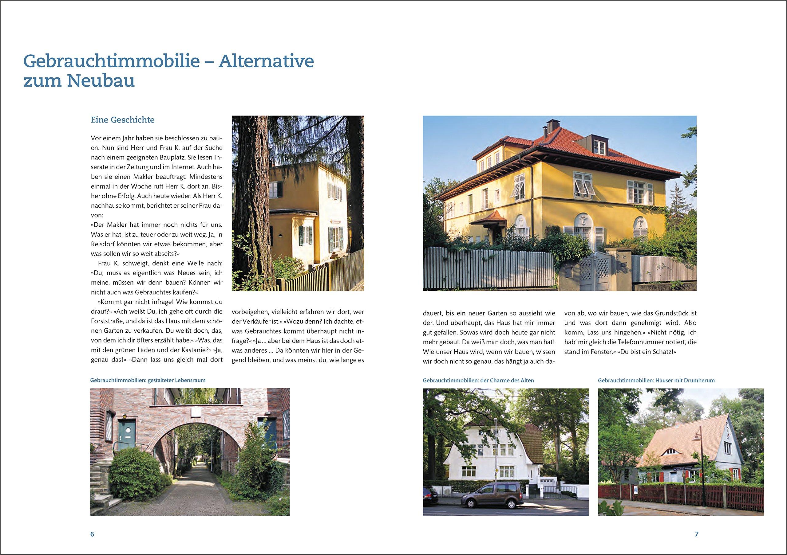 Gebrauchte Immobilien: Häuser und Wohnungen besichtigen, beurteilen ...
